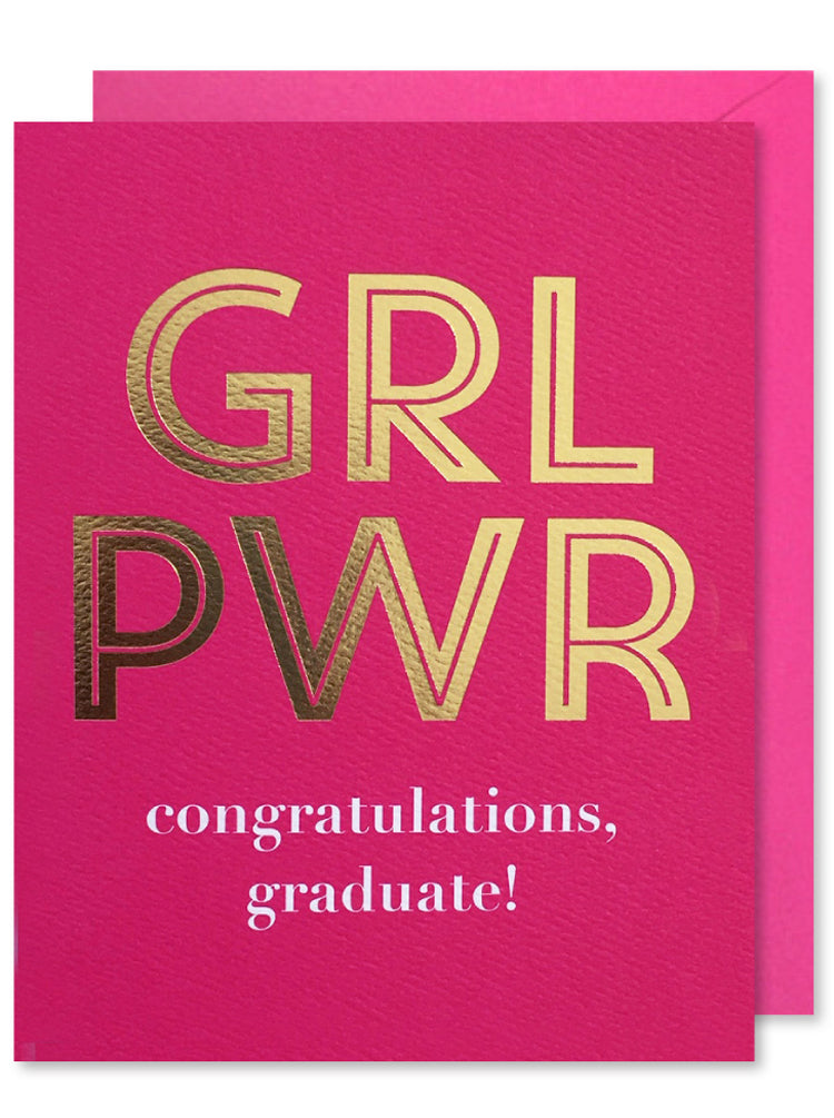 Girl Power Grad