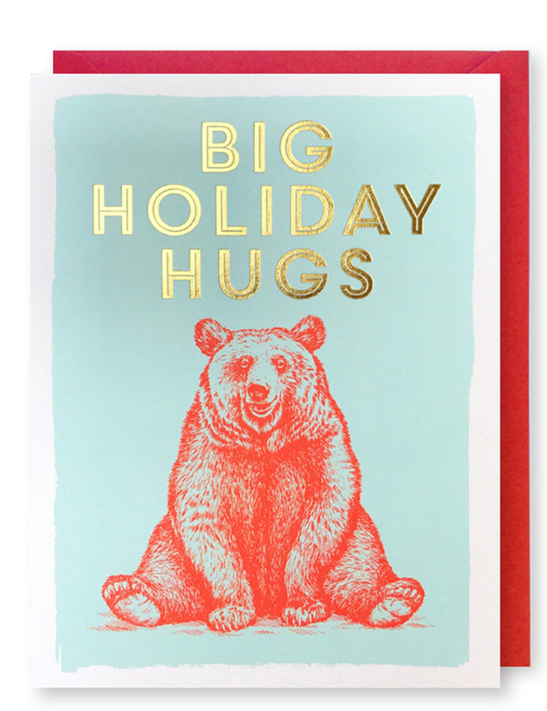 Holiday Bear Hugs