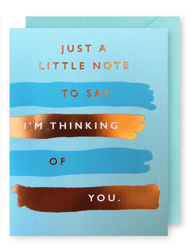 Thinking of You Note