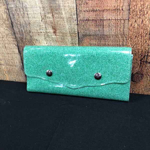 Mint Doublewide Wallet