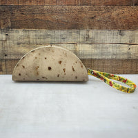 Texas Twinkle Taco - Taco Shaped Clutch/Wristlet