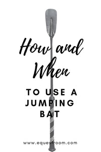 How and When to use a Jumping Bat?
