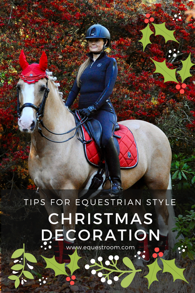 EQUESTRIAN CHRISTMAS DECORATION