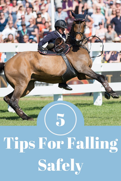 TIPS FOR FALLING SAFELY