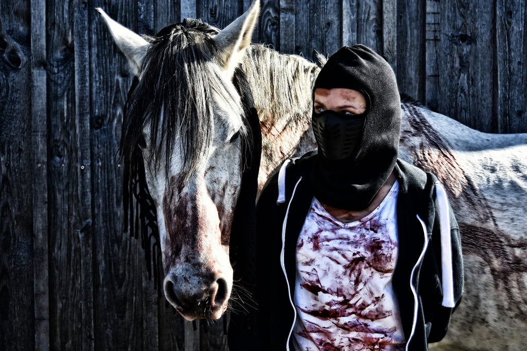 Halloween Costume Safety For Horses Equestroom