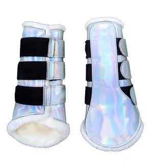 Holographic Tendon Boots