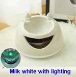 Automatic Luminous Pets Water Fountain for cats Fountain dogs USB Electric Water dispenser drinking bowls for a cat