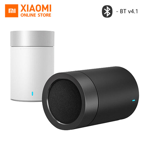 Original Xiaomi Mi Speaker Cannon 2 Mini Smart Bluetooth 4.1 Portable Wireless Subwoofer  Loudspeaker for Iphone Android MP3