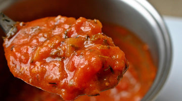 Keto Marinara Sauce Recipe: for keto pizza, spaghetti and more!