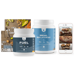 6-Week TeamKeto Challenge Fuel + Keto Meal Replacement Bundle