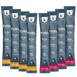 8 Fuel Travel Packs