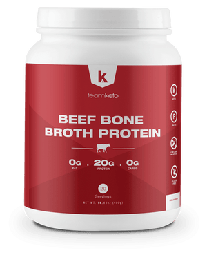 TeamKeto Bone Broth Protein