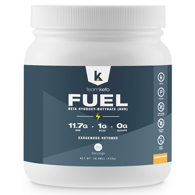 6 Week Team Keto Challenge + Fuel