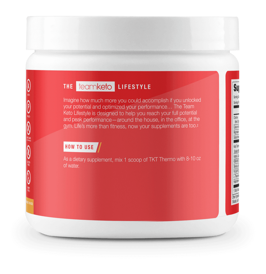 THERMO Fat Burner and Nootropic
