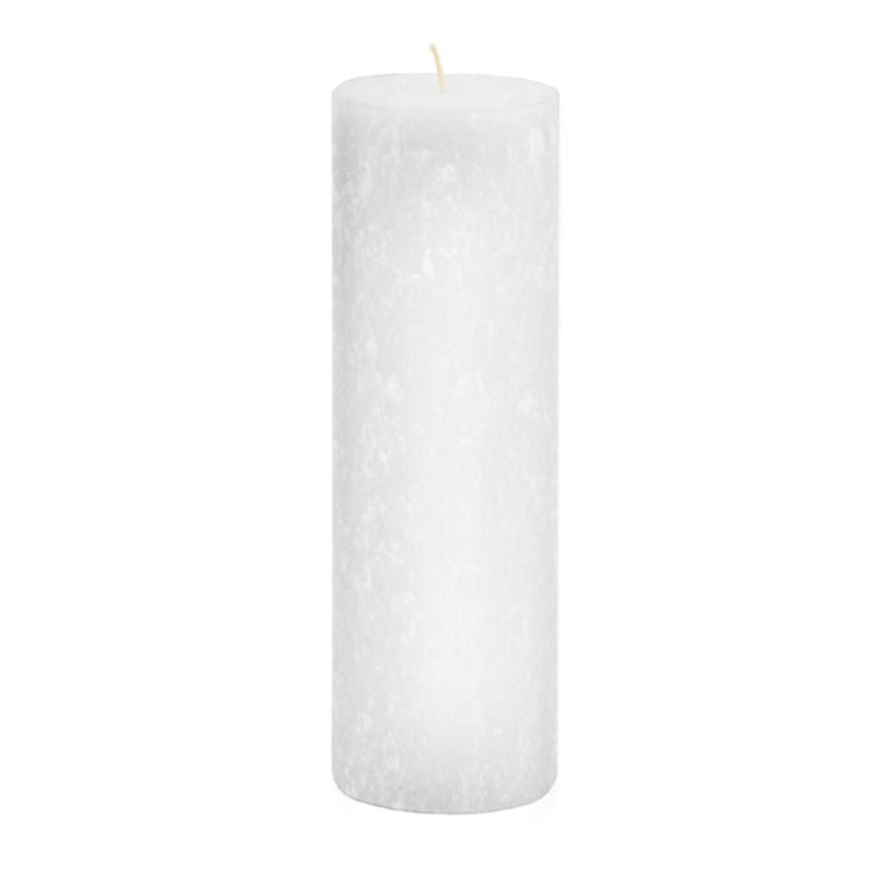 Root Candles - 3 X 9 Timberline™ Pillar - White
