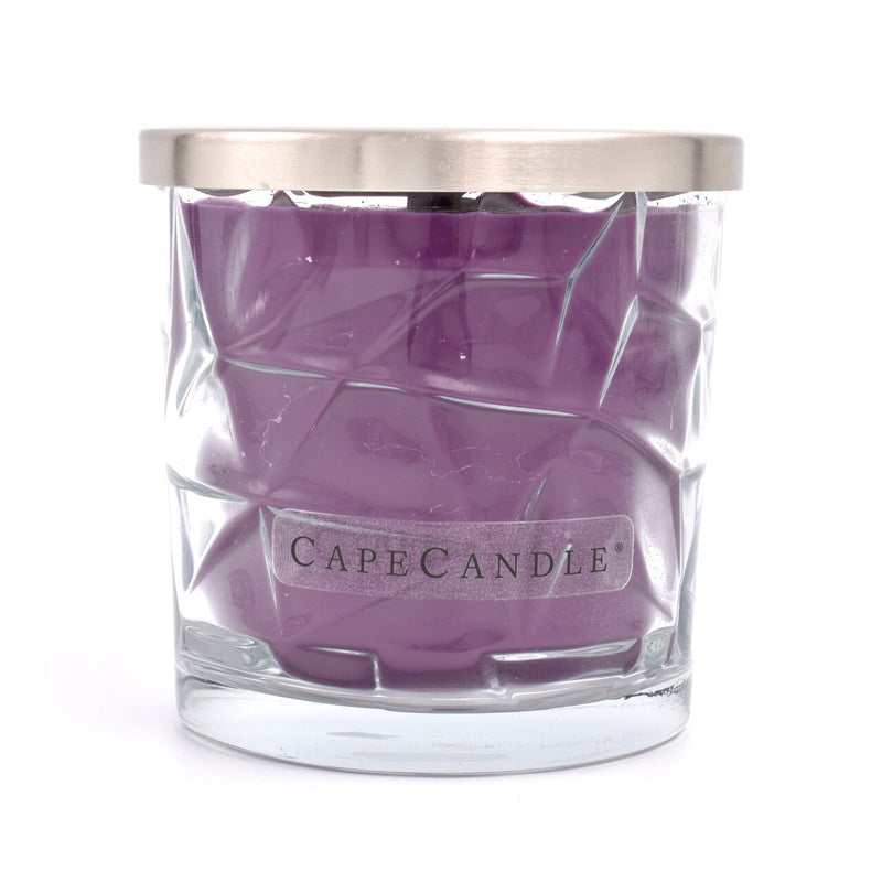 Cape Candle Signature Essentials by Habersham - Blackberry Eucalyptus 13.5 oz Wooden Wick Jar