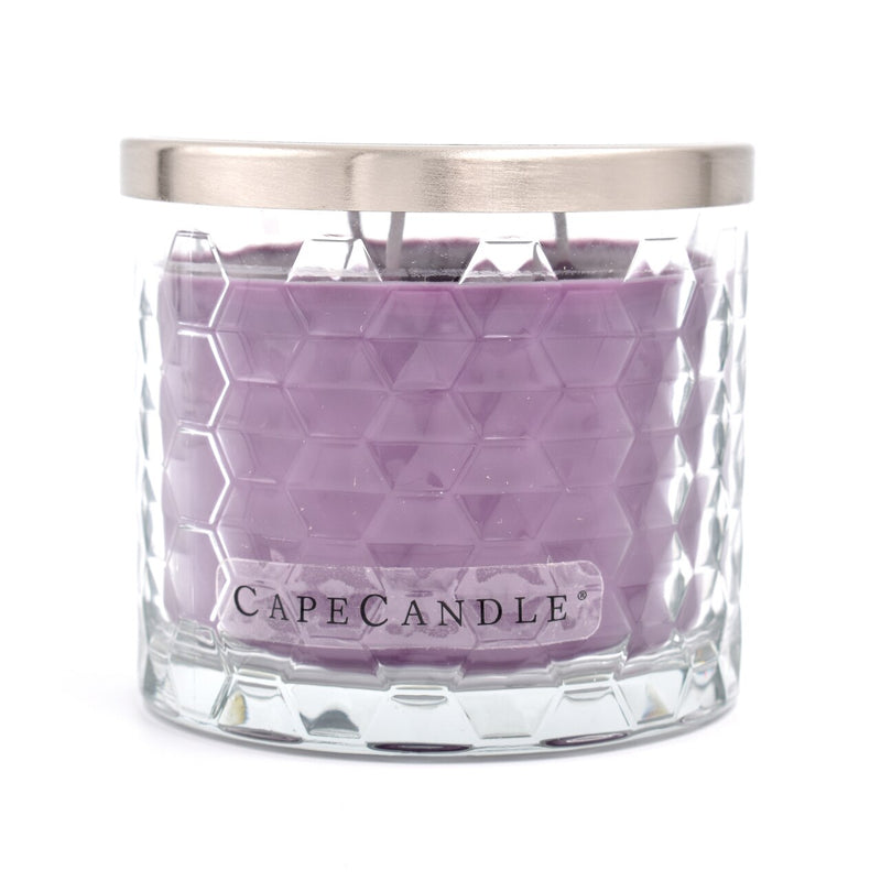 Cape Candle Signature Essentials by Habersham - Tropical Twilight 12.5 oz 3-Wick Jar