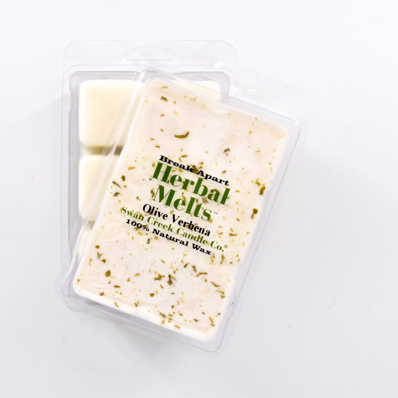 Swan Creek Candle - Olive Verbena Drizzle Melts