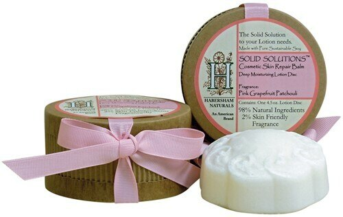 Habersham - Pink Grapefruit & Patchouli Solid Skin Lotion