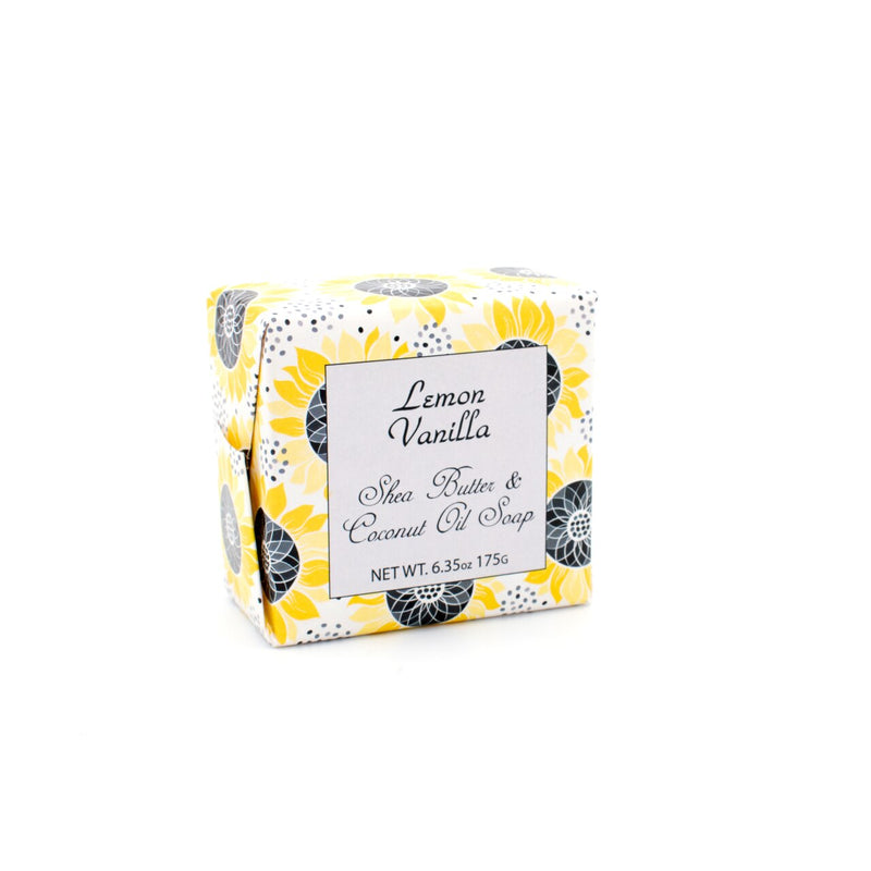 Habersham Soap Co. - Everyday Soap Lemon Vanilla