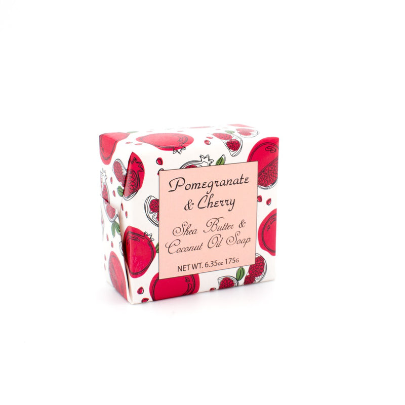 Habersham Soap Co. - Everyday Soap Pomegranate & Cherry