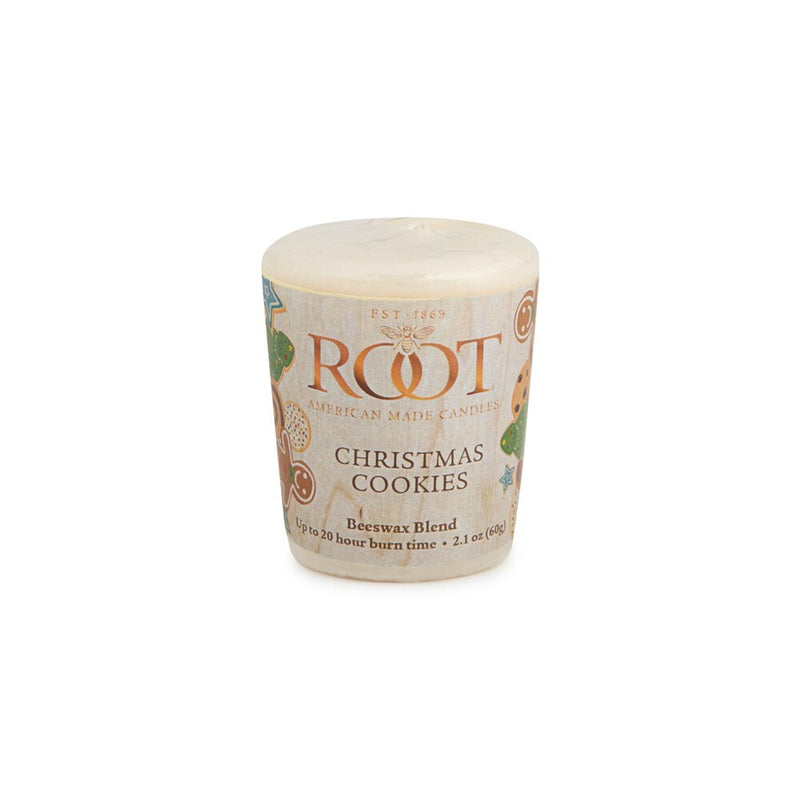 Root Scented Votives - Christmas Cookies