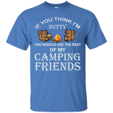 Camping Friends - Unisex T-shirt