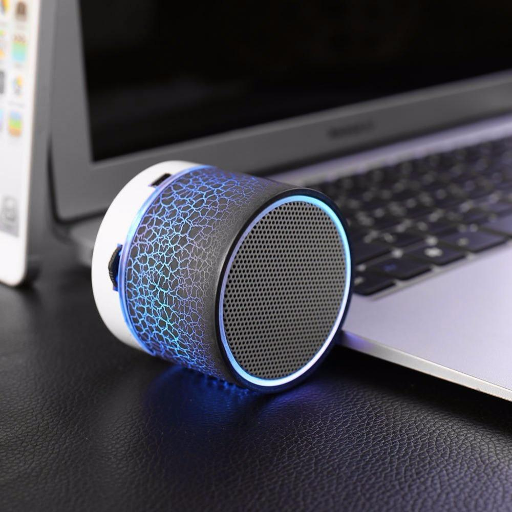 LED Bluetooth Mini Speakers