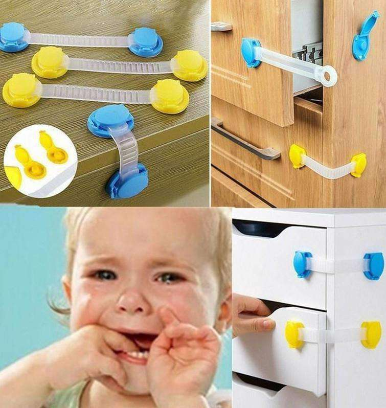 child proof latches by instant champs