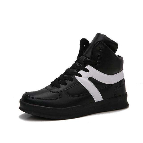 Melvin High Top Lace Up Sneakers