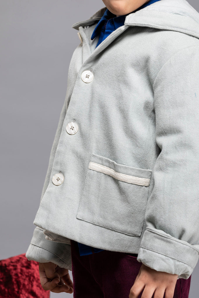 Kelly Jacket B - River