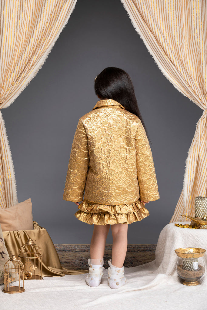 Andre Jacket - Gold