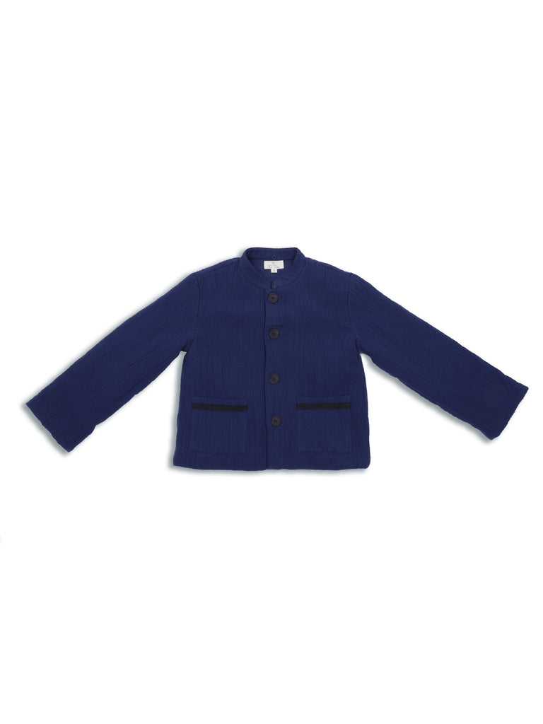 Kelly Jacket G - Prussian Blue