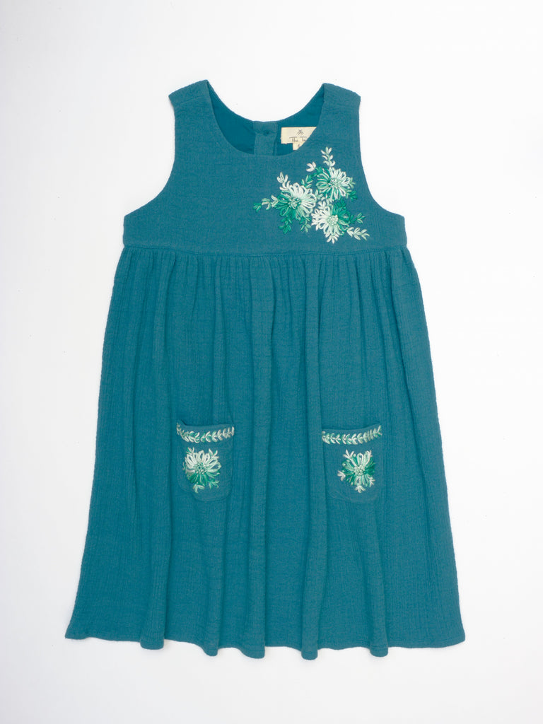 Christina Dress - Quetzal