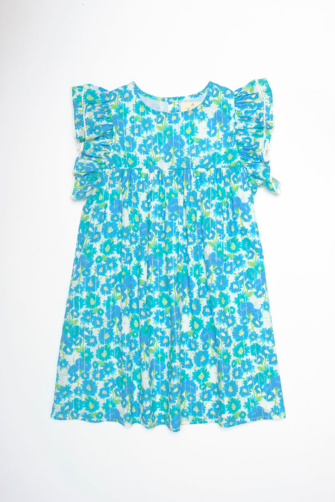Fionna Dress - Daisy Garden