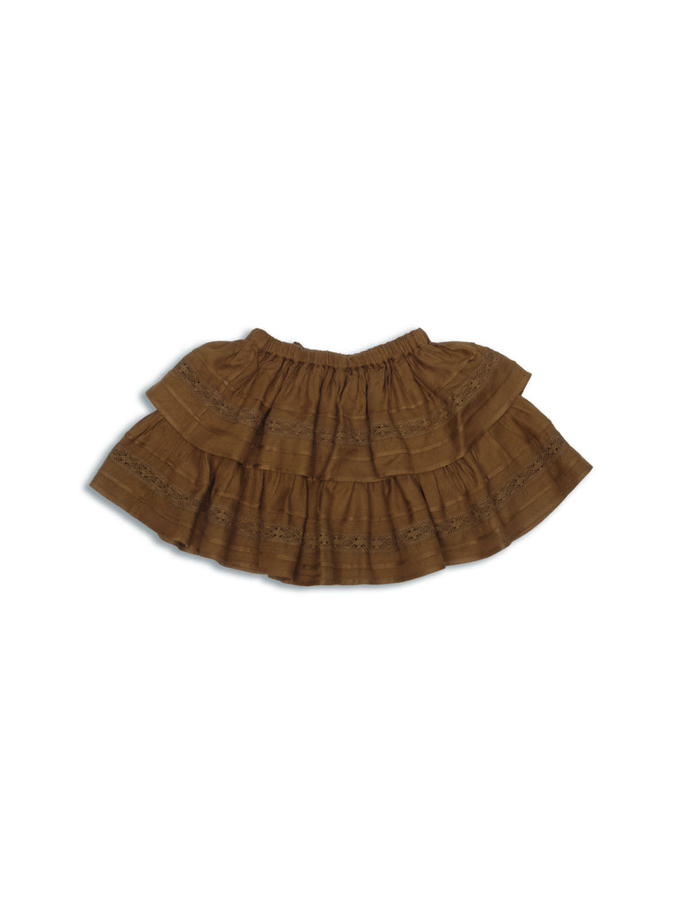 Dominique Skirt - Dijon