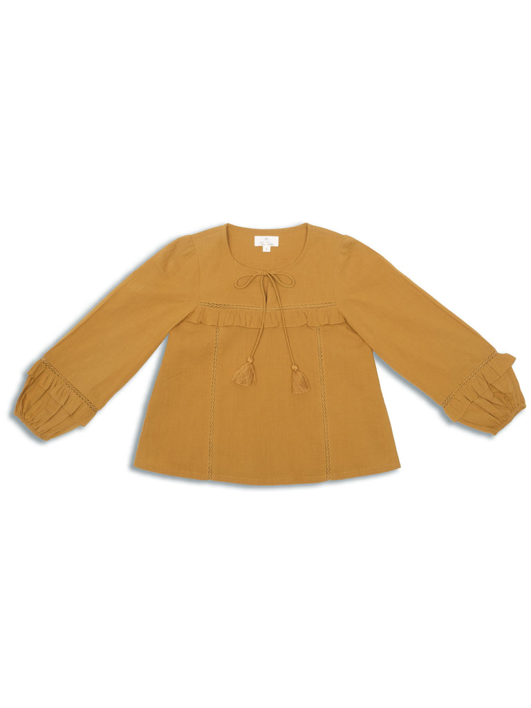 Emiliana Top - Honey