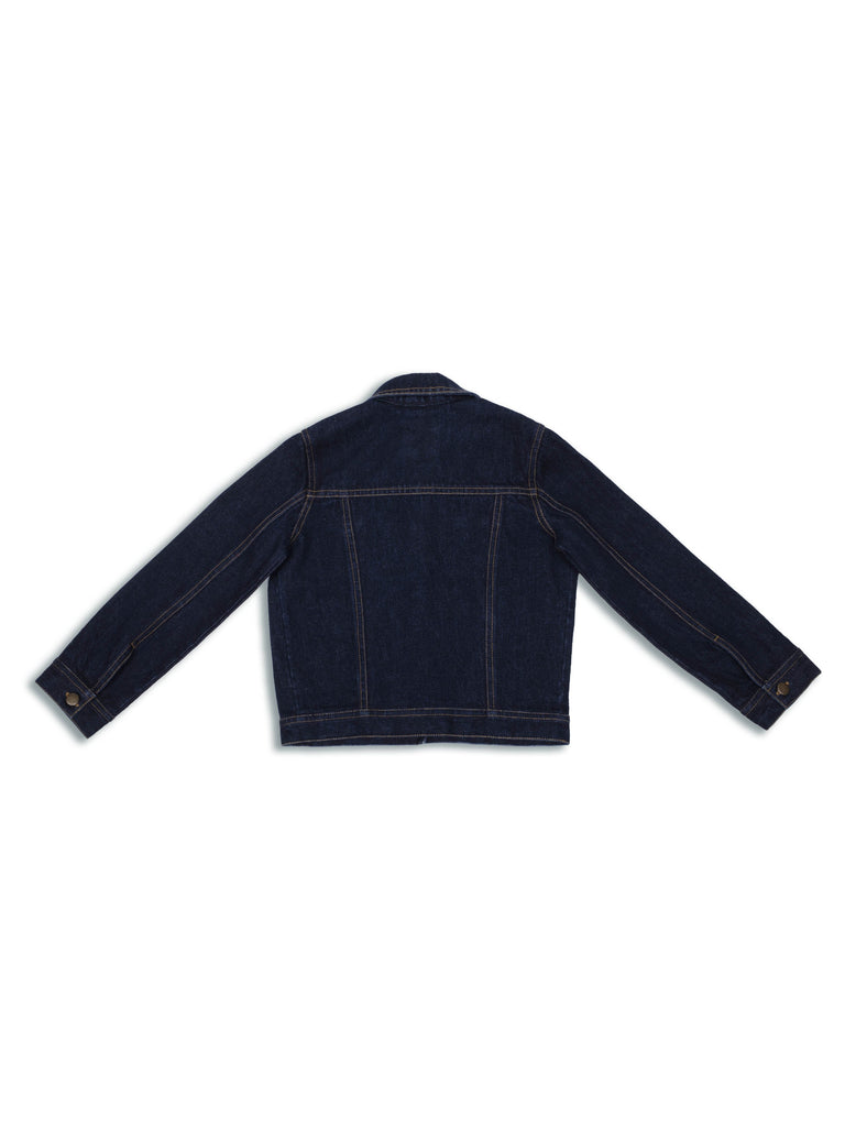 Harper Jacket G - Navy