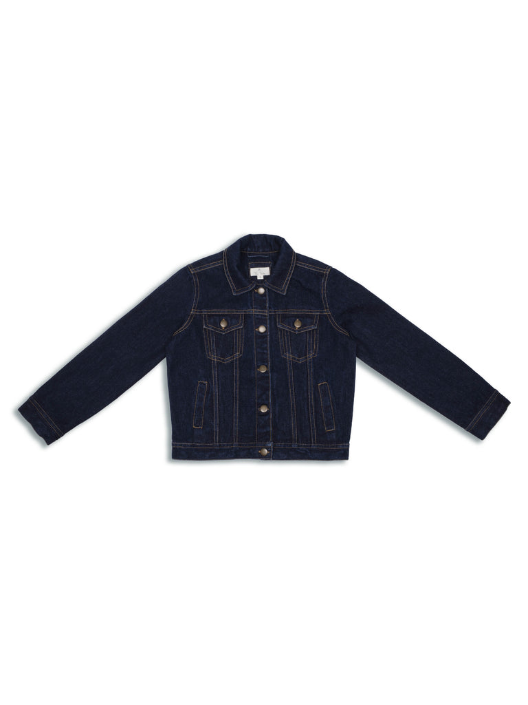 Harper Jacket B - Navy