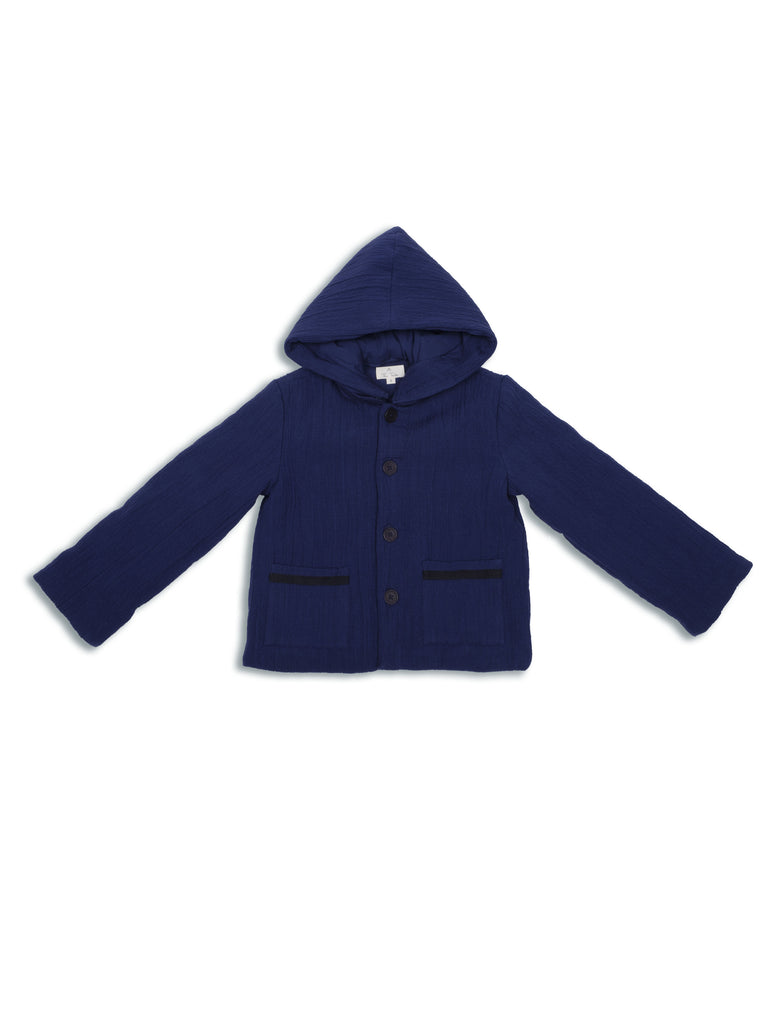 Kelly Jacket B - Prussian Blue