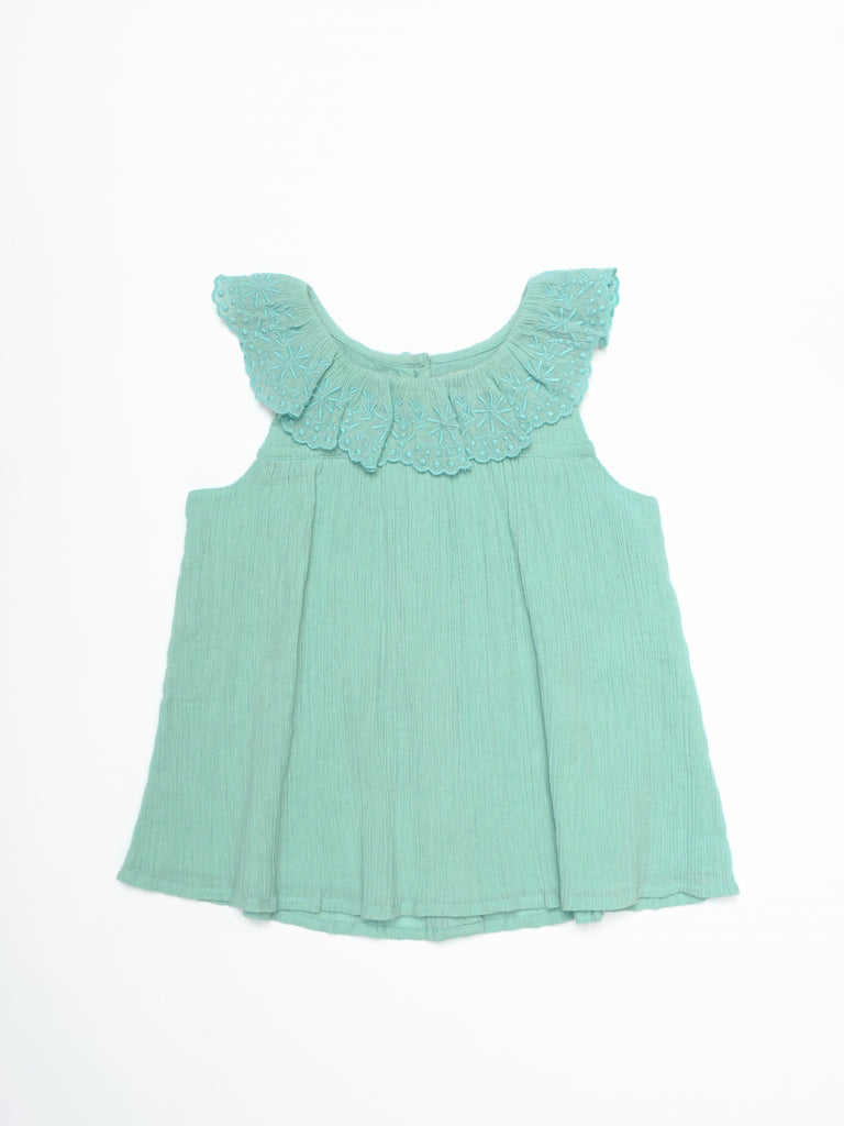 Sophy Top - Spring Green