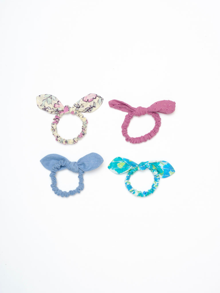 Valeria Scrunchies Set
