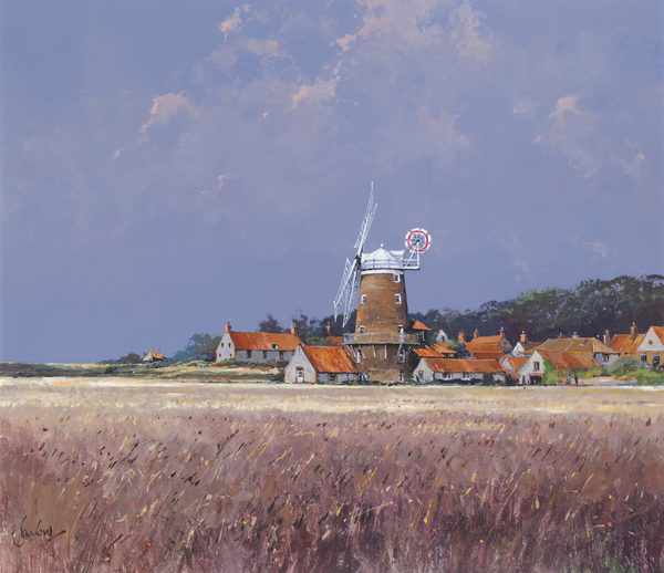 Cley Mill - Paper 25 x 30cm