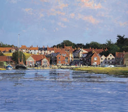 Blakeney From The Water