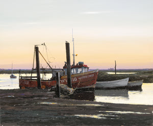 Brancaster Staithe, WY618