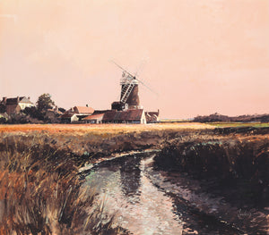 Cley Mill, Looking South