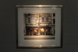 Facade, Troyes (Artist's Proof) - Paper 50 x 60cm