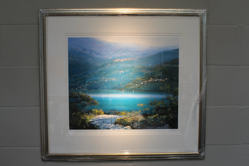 Lake Como (Artist's Proof) - Paper 50 x 60cm