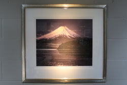 Mount Fuji at Dusk (Artist's Proof) - Paper 50 x 60cm