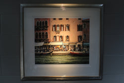 Cannaregio Fish Stalls (Artist's Proof) - Paper 50 x 60cm
